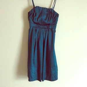 The Limited Deep Teal Dress